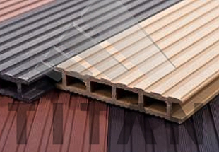 Wpc dřevoplast