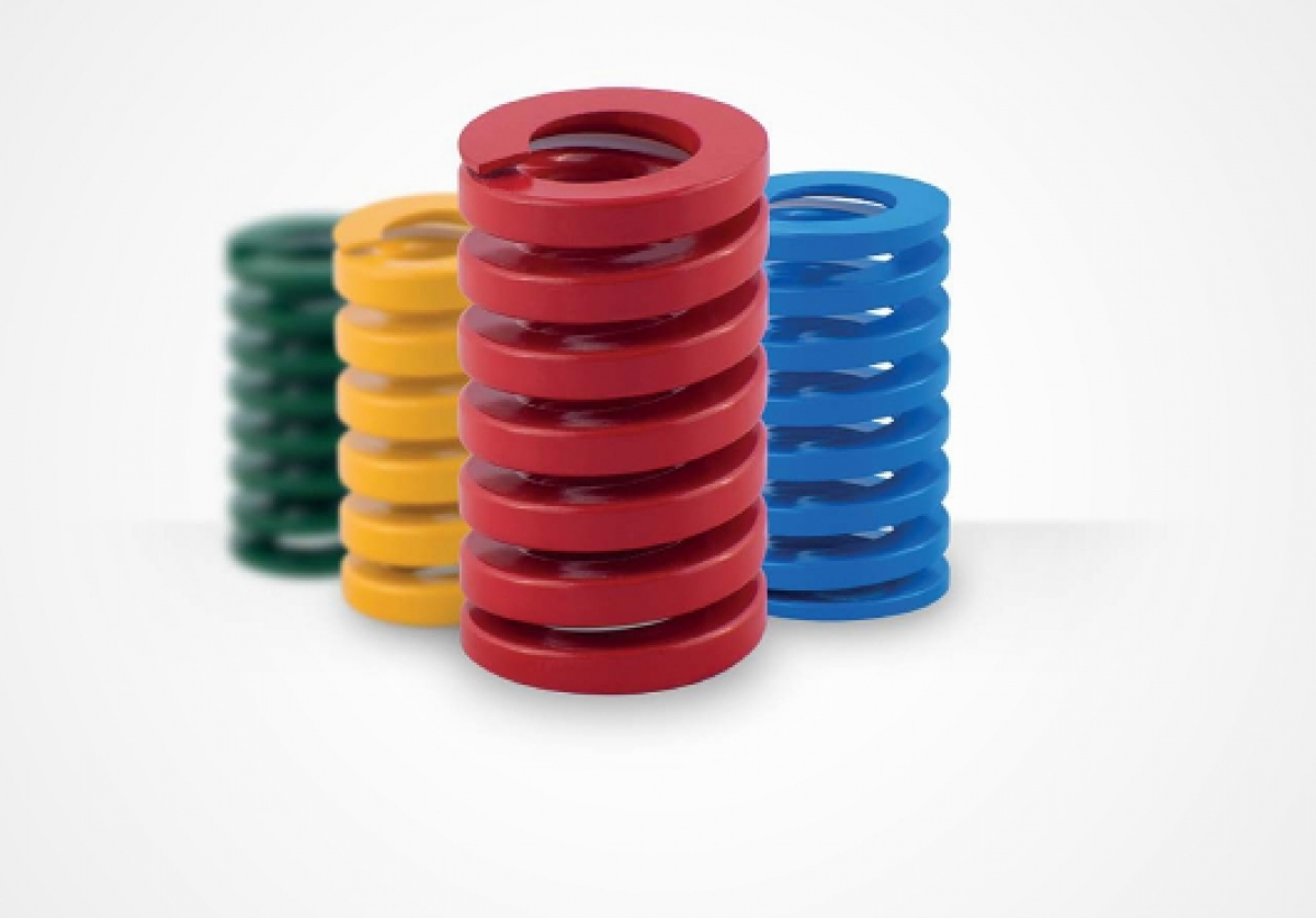 Coil springs companies Tohatsu of high quality Japanese material