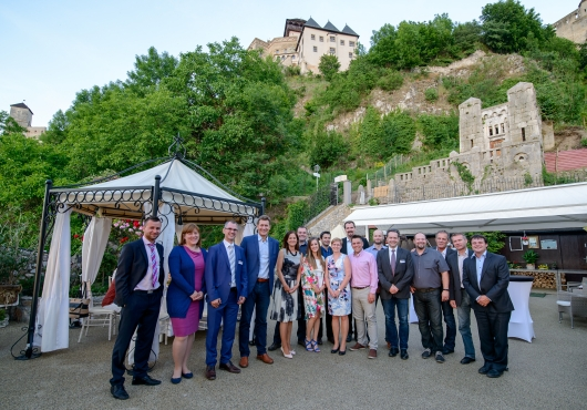 Wittmann Battenfeld SK celebrated its first anniversary in Slovakia