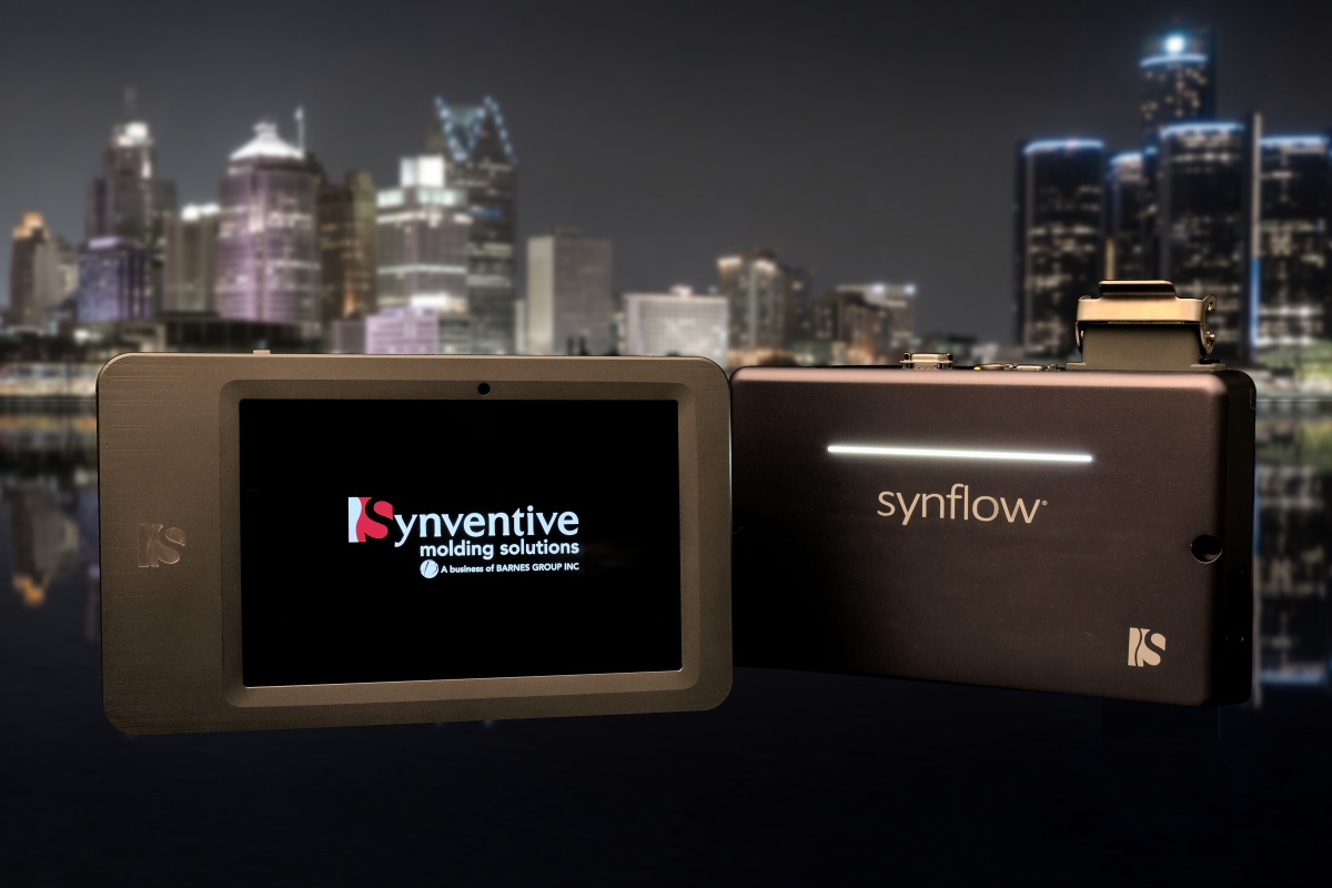 Synventive Announces the New Synflow® Technology