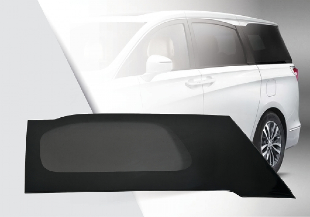 Hot runner system from HRSflow for Class A vehicle windows made of polycarbonate