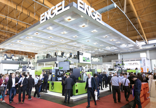 The Fakuma 2017 was a great success for ENGEL - inject 4.0 has arrived in practice