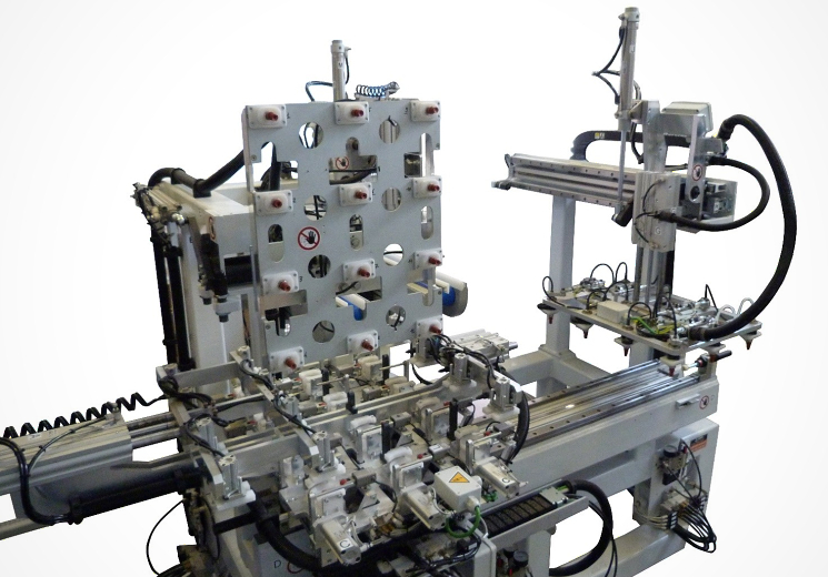 STAR AUTOMATION robots and automated system by Selex Industrial