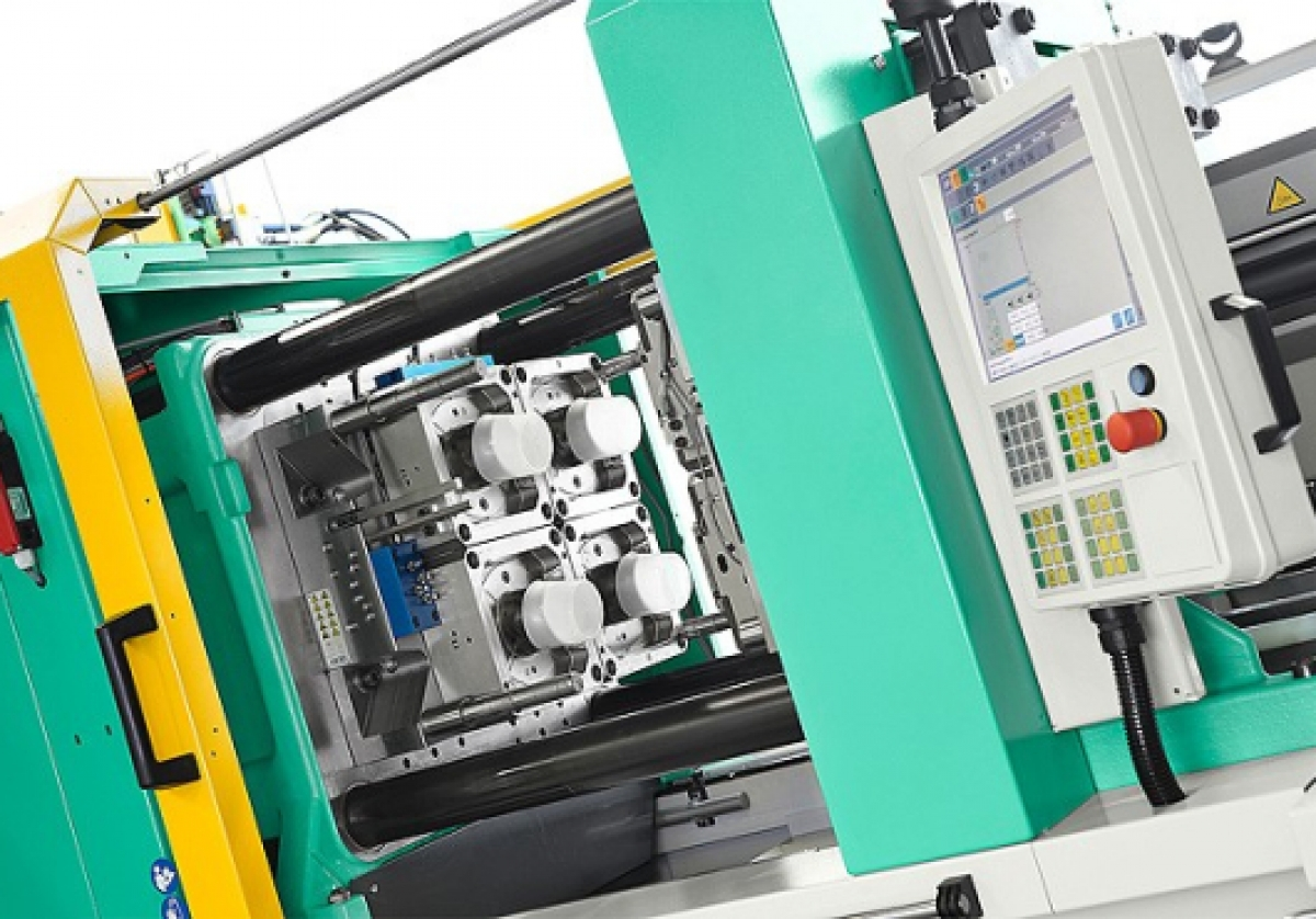 ARBURG offers complex solutions for the packaging applications