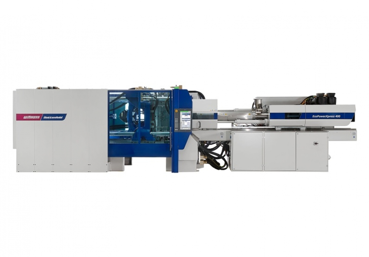 WITTMANN BATTENFELD with sophisticated injection molding