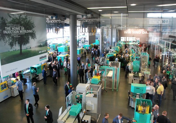 Arburg Technology Days 2018: The world's largest in-house event for