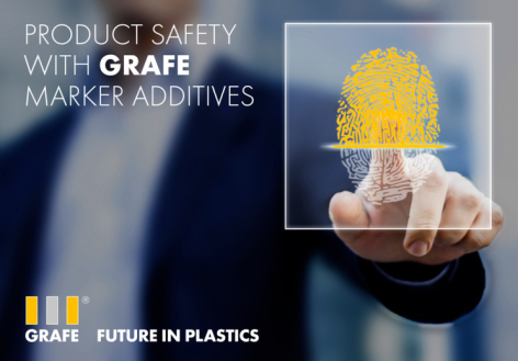 GRAFE increases counterfeit protection
