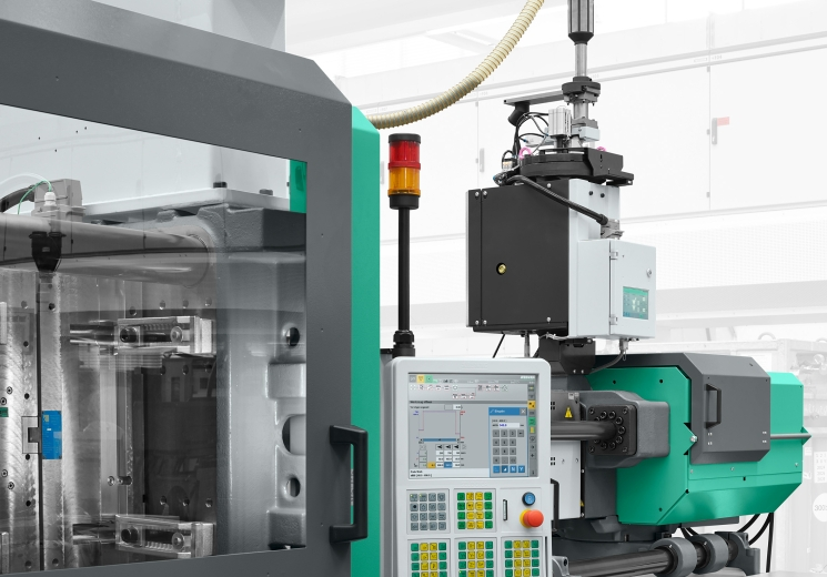 Arburg: Injection moulding processes for efficient production of