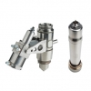 Valve gate group single nozzle