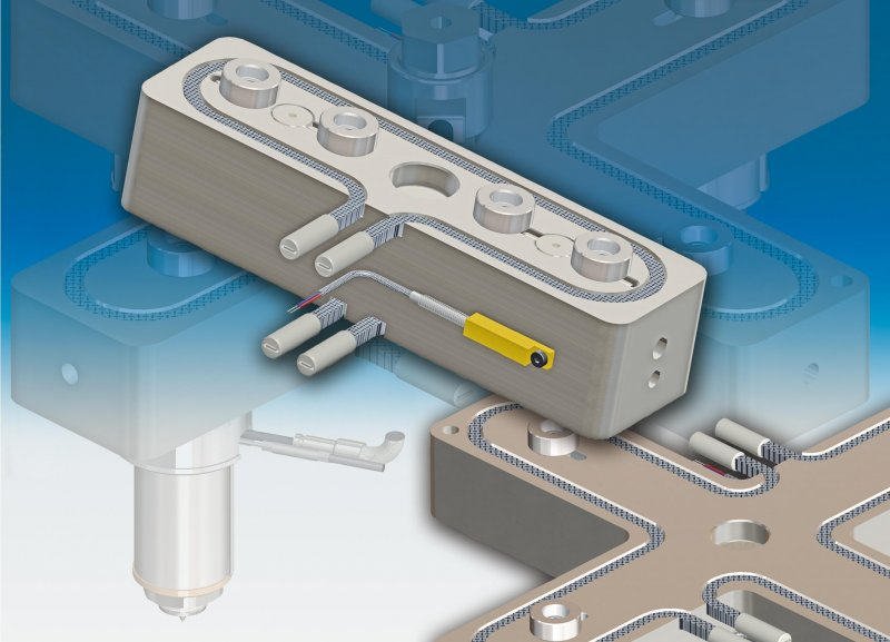 HASCO AUSTRIA GmbH forms, tools, Standards, Hot runner Technology