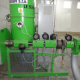 Plastic waste recycling line model LE 600/50