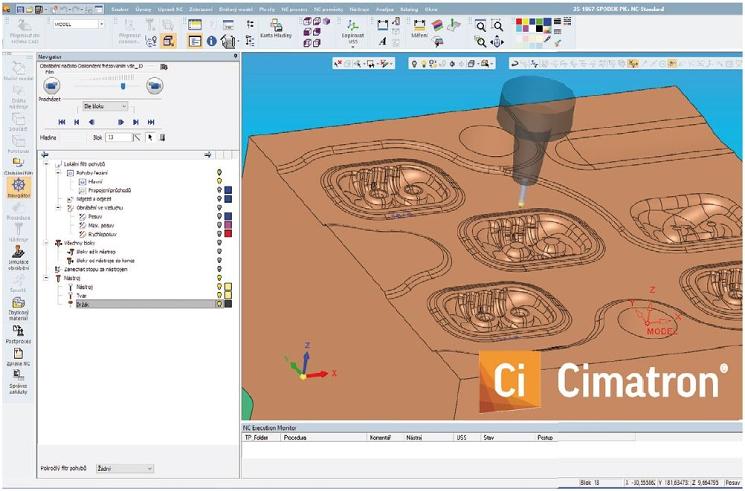 Cimatron CAD / CAM solution in practice