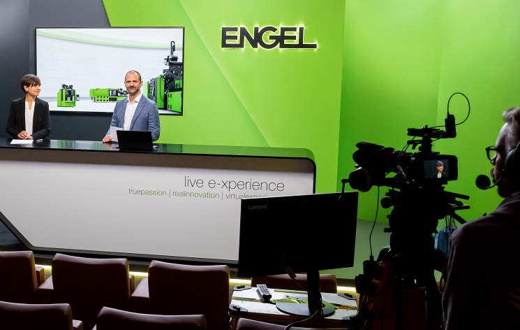 ENGEL's virtual trade fair sets new standards
